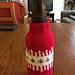Fair Isle Beer Cozy pattern