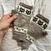 Sassy Cat mitts pattern