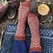 Orkland Sokker pattern