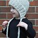 Split-Brim Toddler Hat pattern