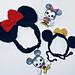 Minnie Ears pattern