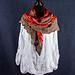 Summerdream shawl / Midtsommerdrøm sjal pattern