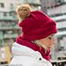 Frosty Waves Hat/Lue pattern