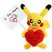Pikachu Valentine Amigurumi pattern