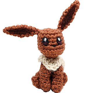 1Up Crochet - The Eevee pattern is now available! This is ... | 320x320