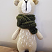 Oliver the Bear pattern