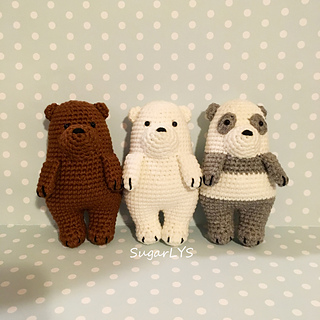 How to start with amigurumi - Little Bear Crochets | 320x320