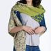 Sampler Wedges Knit Shawl pattern