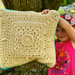 Cora Pillow Cover pattern