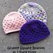 Granny Square Beanie pattern