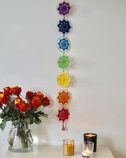 chakra wall hanging