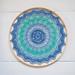 Ocean Breeze Mandala pattern
