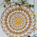 So Natural Mandala pattern