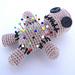 Voodoo Doll Pincushion pattern