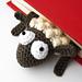 Sheep Bookmark pattern