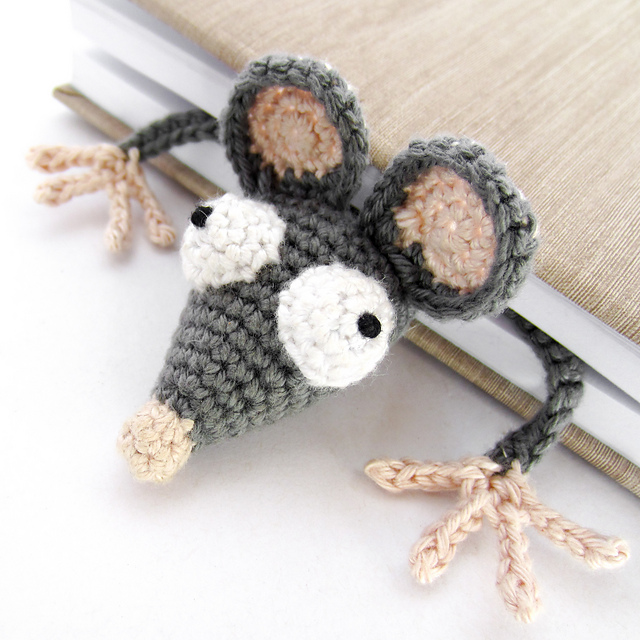 Bookies: Bookmarks to Crochet: Matthies, Jonas: 0800759833948 ... | 640x640