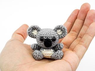 PATTERN: Kimba the Koala - Crochet koala pattern - amigurumi koala ... | 240x320