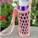 Simple Large or Small Water Bottle Carrier pattern