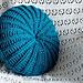 Crochet Throw Pillow pattern