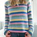 Simple Stripes DK version pattern