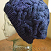 #121 Sumptuously Cabled Hat pattern