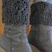 #207 Quick Chunky Boot Cuffs pattern