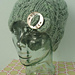 #140 Vintage Charmer One-Ball Hat pattern