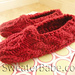 #143 One-Skein Sweetheart Slippers pattern