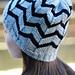 Zigzag Hat pattern