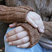 Seamless Fingerless Gloves pattern