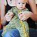 Gift Wrap Romper & Sweater pattern