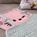 Cute Hello Kitty Baby Dress pattern