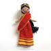 Sanjana the East Indian International Doll pattern