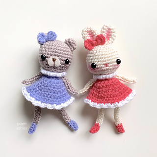 https://www.sweetsofties.com/2020/06/bear-bunny-buddies.html