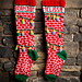 Christmas Vacation Stocking pattern