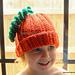ADULT Crochet Pumpkin Hat pattern