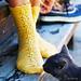 Marguerite Socks pattern
