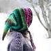 Floraison hood pattern