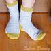 Bûcheron Socks pattern
