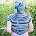 Bertille hooded bolero pattern