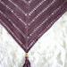 Free Yourself Shawl pattern