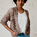 French Press Cardi pattern