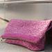Coneflower Crochet Clutch pattern