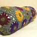 Bolster cushion cover  pattern