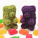 Glitter Gummy Bears pattern
