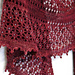 Fenberry Shawl pattern