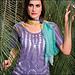 Kimberly's Pineapple Lace Tunic pattern