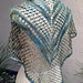 Silken Splendor Shawl pattern