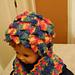 Shabby Chic Baby Blossom Hat pattern