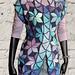Кnitted waistcoat Mosaic. pattern